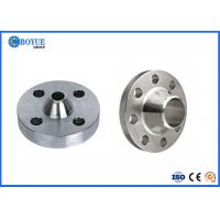 China ASTM A182 F51 F53 F55 Duplex Stainless Steel Flange Weld Neck Pipe Flanges ASME B16.36 on sale