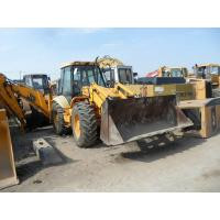 Quality Used Backhoe Loaders JCB 4CX for sale