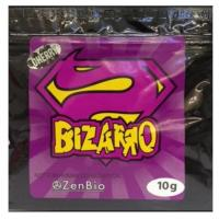 Best 10g Bizarro Herbal Incense Zip Lock Bags Stand Up Spout Pouch With Different Flavors wholesale