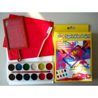 Quality Educational Toy--Sprinkle Paint for sale