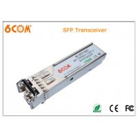China LC Optical SFP Transceiver / 1.25g 850nm 550m GLC-SX-MM Cisco Compatible on sale