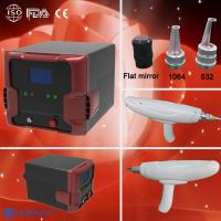 Quality 1064nm/ 532 nm Multifunctional Nd-Yag Laser Tattoo Removal Machine for Sales for sale