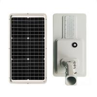 Quality High Power All In One Solar Led Light , Integrated Solar Street Light 35w for sale