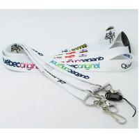 Best Custom safety breakaway release polyester dye sublimated lanyards wholesale