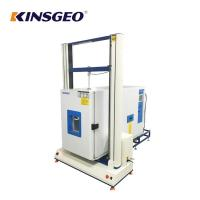 Quality 0.5~1000mm/min Speed High And Low Temperature Peel Adhesion Test Equipment Peeling Strength Tester with 200KG for sale