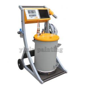 Quality Low Noise Powder Coating Spray Machine 40 W Input Power Digital Display for sale