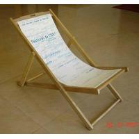 Quality Wooden Beach Chair / Deck Chair for sale