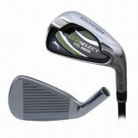 Buy cheap Custom Golf Irons, Loft from 21D to 52D, Any other Lofts can be Changed from wholesalers