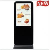 Bank / Airport Video Audio POP LCD Display , 10 Inch Advertising Display Monitor