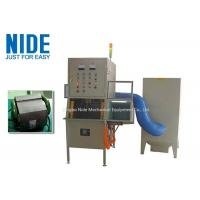 Quality 2 Poles stepping motor Stator slot Powder Coating And Recycling Machine for sale