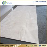 China 2.7mm Okoume Plywood For Furniture on sale