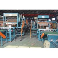 Quality Molded Pulp Egg Tray Machine Fully Automatic For Pulp Molded Products for sale