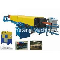 High Precision Gutter Downspout Roll Forming Machine Fly Saw Cutting