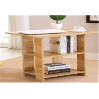 China Household Floor Standing Corner Shelves , Lightweight Stable Wooden Corner Shelf on sale
