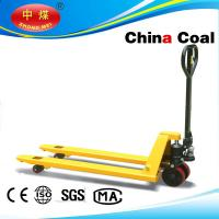 China China Coal hydraulic hand pallet truck price on sale