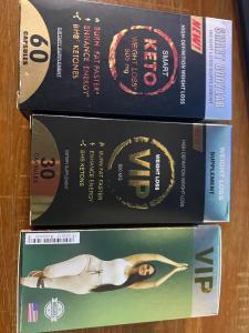 Quality 1200mg Keto Diet Burn Pills Rapidly Slimming Capsule 60caps / Bottle for sale