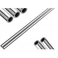 China Weld Seamless Stainless Steel Capillary Tube 0.26mm - 16mm OD Bright Polished Finish on sale