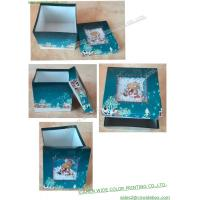 China custom paper boxes on sale