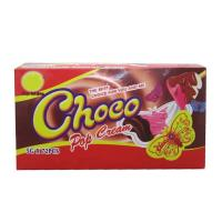 Buy cheap Butterfly chocolate Eco Friendly Mini Chocolate Chips Cookies Low Sugar Milk & from wholesalers