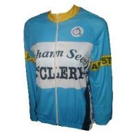 China Long Sleeves Cycling Jersey on sale