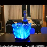 Best Ledpos Champagne Bottle Ice Bucket wholesale