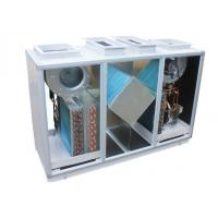 Quality R407C Heat Pump Air Conditioning Heat Recovery Unit With Horizontal Top Discharge for sale