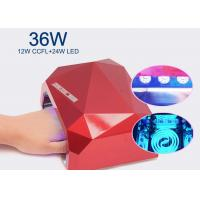Quality Home Diamond Style Gel Light Nail Dryer36w Ccfl Led Nail Lamp Usb Power Bank for sale