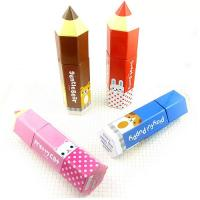 Best Eco-Friendly Cool Pencil Cases For Kids In Pencil Shape wholesale