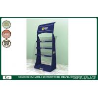 China Custom 4 tier commercial display racks wire display stands for greeting card on sale