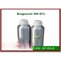 China Eugenol Medicinal Plant Extracts CAS 97-53-0 Colorless to pale yellow on sale
