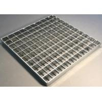Quality Durable Heavy Duty Galvanised Drain Grate For Concrete Wells ISO9001 Approval for sale