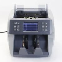 Quality FMD-880 Dual CIS mix value counting machine usd bill counter value mixed denomination bill counter for sale
