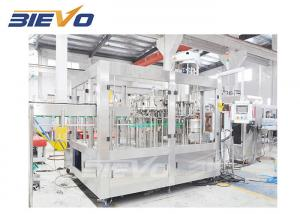 Quality CE 6 Heads 500ml Automatic Bottle Fruit Juice Filling And Capping Machine for sale