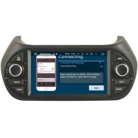 Buy cheap High Resolution Fiat DVD Player 2008+ Fiat Fiorino Radio Car GPS Stereo Touch from wholesalers