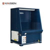 China Industrial Dust Extraction Equipment Cartridge Downdraft Workbench And Grinding Table Dust Fume Collector on sale