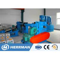 Quality Rubber Sheathing And Insulation Continuous Vulcanization Line 1mm - 80mm Inlet Diameter for sale