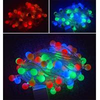 China Holiday Decoration Warm White Led String Lights Festival Led Festoon Belts Party Lights on sale