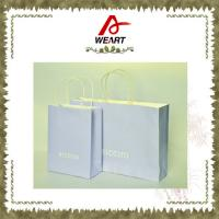 Best Customized  Kraft and art  Paper For  Gift  Bags With Twisted Handle wholesale