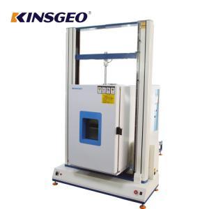 Buy cheap 10KN Digital Display Universal Testing Machines For Plastic Film Tensile from wholesalers