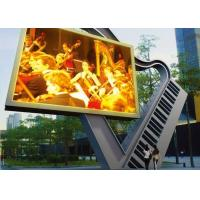 China 10mm P10 Advertising LED Signs , Outdoor Advertising LED Display Screen on sale
