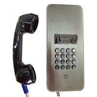 Quality 16 Keys Keypad Industrial VoIP Phone SIP SOS Phone For Prison / Parking Lot for sale