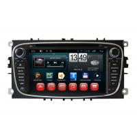 Quality vehicle Touch Screen HD Android Car DVD Navigation System for Ford Focus Mondeo S-MAX for sale