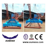 Quality 40 feet semi-automatic container Lifting spreader frame for sale