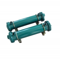 Quality 1.6Mpa  380V Shell Heat Exchanger High Temperature Use in Anti-corrosion Areas for sale