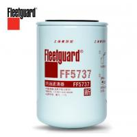 Quality Promotion Fleetguard Fuel Filter FF5737 Cummins Fuel filter, metal white,used in trucks,bues,engineering machine etc for sale