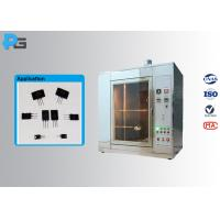 Quality Needle Flame Tester Fire Hazard Test Equipment IEC60695-2-2 220V / 50Hz for sale
