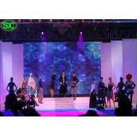 China Show And Concert Rental Led Display Board / Large Led Screen Hire High Resolution on sale