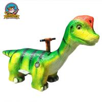 Quality Animatronic Type Animal Ride Games With 20-25 Songs Storage Capacity for sale