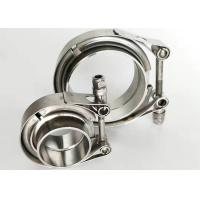 """Buy cheap Auto Spare Parts 3"""" Exhaust System Pipe V Band Clamp Stainless Steel from wholesalers"""