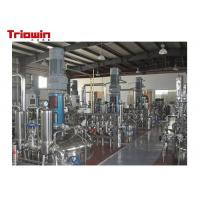 Quality Three Stage Industrial Fermentation Equipment Used For Pharmaceutical And Food Industry for sale